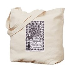 Pride and Prejudice Faceplate Tote Bag