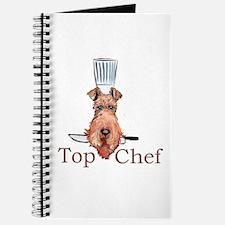 Irish Terrier Chef Journal