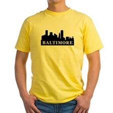 Baltimore Skyline T