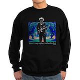 Jimmy hendrix blues Sweatshirt (dark)