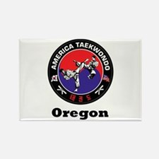 ATC Oregon Official Rectangle Magnet