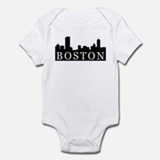 Boston Skyline Infant Bodysuit