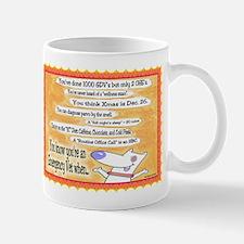 You Know You're an ER VET... Mug