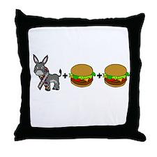 Asperger's Throw Pillow