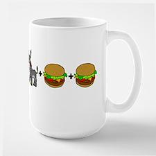 Asperger's Large Mug