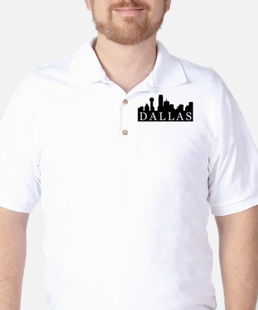 Dallas Skyline Golf Shirt