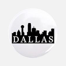 """Dallas Skyline 3.5"""" Button"""