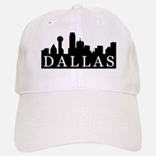 Dallas Skyline Baseball Baseball Cap