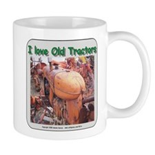 I love old AC tractors Mug