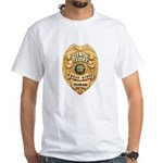 Wheat Ridge Police White T-Shirt