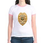 Wheat Ridge Police Jr. Ringer T-Shirt