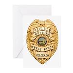Wheat Ridge Police Greeting Cards (Pk of 10)