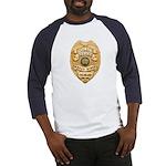Wheat Ridge Police Baseball Jersey