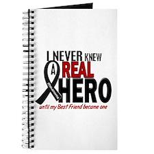 Never Knew A Hero 2 MELANOMA (Best Friend) Journal