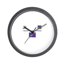 Bermuda Triangle Wall Clock