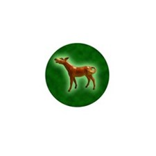 Mad For Mules Mini Button (10 pack)
