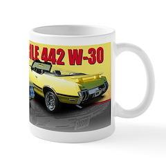 1970 442 Olds Mug