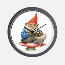 Gnome Wall Clock