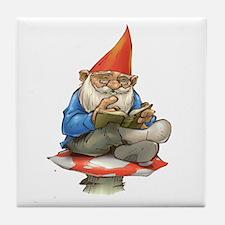 Gnome Tile Coaster