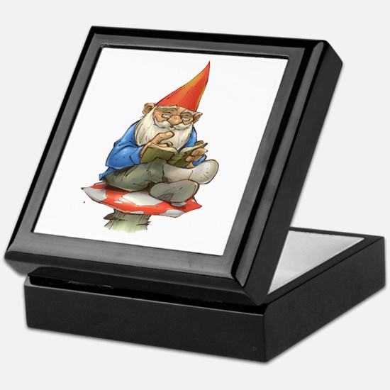 Gnome Keepsake Box