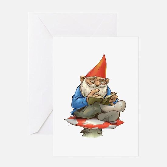 Gnome Greeting Card