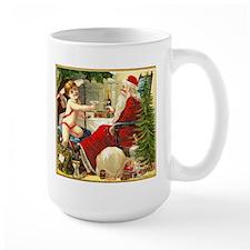 Santa New Year Mug