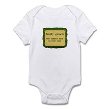FamilyGrowth Infant Bodysuit