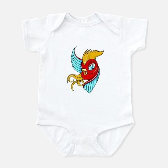 Swallow Infant Bodysuit