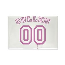 Team Cullen Rectangle Magnet