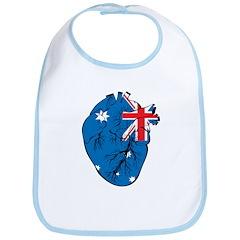 Heart Australia Bib