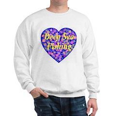 Deep Sea Fishing Sweatshirt