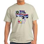 EMS Happy Holidays Greetings Light T-Shirt