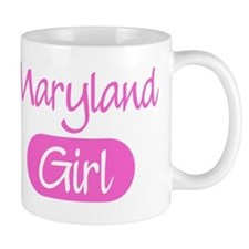 Maryland girl Mug