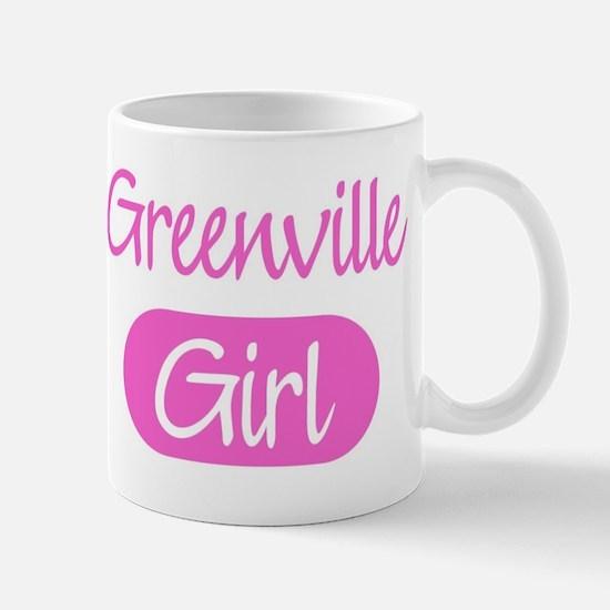 Greenville girl Mug