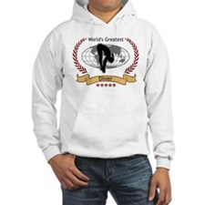 World's Greatest Diver (F) Hoodie
