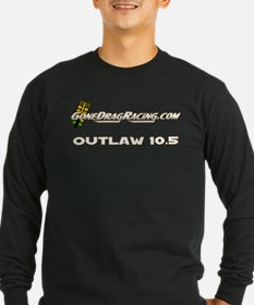 Outlaw 10.5 Simple Logo - T