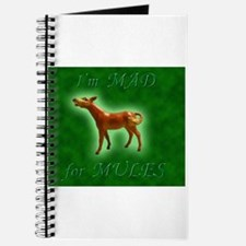 Mad for Mules Journal