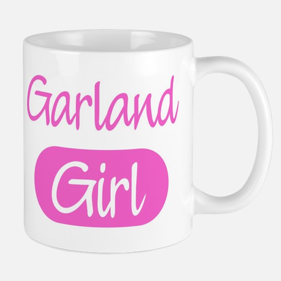 Garland girl Mug