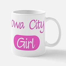 Iowa City girl Mug