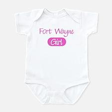 Fort Wayne girl Onesie
