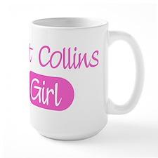 Fort Collins girl Mug