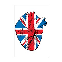 Heart Britain Posters