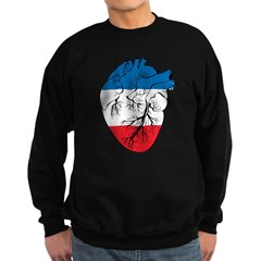 Heart France Sweatshirt
