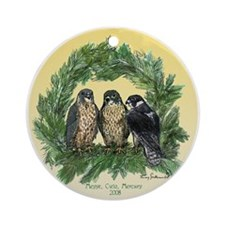 2008 Fledglings Ornament (Round)