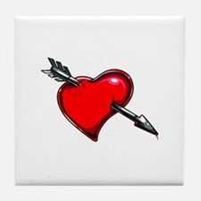 Cupids Revenge Tile Coaster