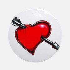 Cupids Revenge Ornament (Round)