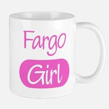 Fargo girl Mug