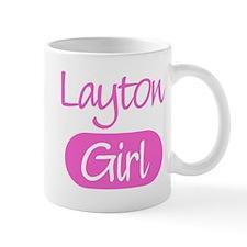 Layton girl Mug
