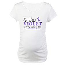 I Wear Violet Sister-in-Law Shirt