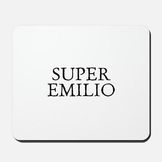Super Emilio Mousepad